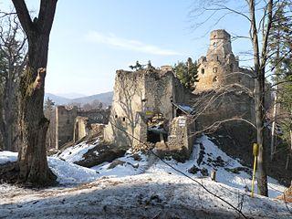Zborov Castle