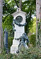 Zentralfriedhof Wien Grabmal Ludwig Anzengruber.jpg