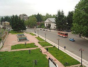 Zestaponi - Town of Zestafoni