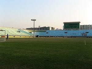 Zhongshan Soccer Stadium - Image: Zhongshan Soccer Stadium