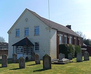 Zoar Strict Baptist Chapel - The chapel from the northwest