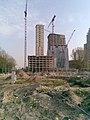 Zuidas Amsterdam mei 2008 - panoramio - Rokus C.jpg