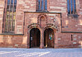 Zweibrücken Alexanderskirche Seitenportal.JPG