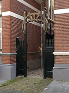 Zwolle Prins Hendrikstraat Gate