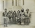 """Ainu Group"" (Aborigines of Japan from the Island of Hokkaido or Yezo, Department of Anthropology, 1904 World's Fair).jpg"
