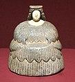 """Bactrian Princess""; late 3rd–early 2nd millennium BC; grey chlorite and calcite; Barbier-Mueller Museum (Geneva, Switzerland).jpg"