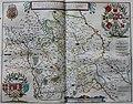 """""""Gallo Flandria, in qua Castellaniae Lilana, Duacena y Orchiesia cum dependentibus, necnon Tornacum et Tornacensium - Auctore Martino Doue..."""" (22267348781).jpg"""