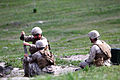"""War Dogs"" revise mortar skills 140404-M-LS369-005.jpg"