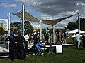 ' Access Sport' staff and spectators - geograph.org.uk - 1534412.jpg