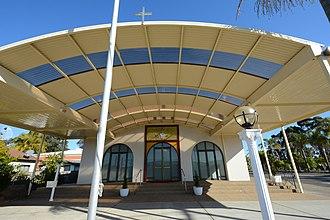 St Marys, New South Wales - Image: (1)Greek Orthodox Church St Marys 1