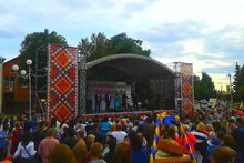 File:(111) UKRAINIAN FOLKLORE FESTIVAL IN CITY OF BAR REGION OF VINNYTSIA STATE OF UKRAINE VIDEO BY VIKTOR O LEDENYOV 20170824.ogv