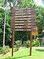 (Taman Negara @ Sungai Relau, Pahang) Rentis Interpretif 0.1km - Rentis Palas 0.2km - Rentis Gua Gajah 1km - Rentis Gua Peningat 2km - Rentis Bumbun Rimau 5km - Menara Seraya 8km - Rentis Berkenu 13km - Santuari Kelah, Ku - panoramio.jpg