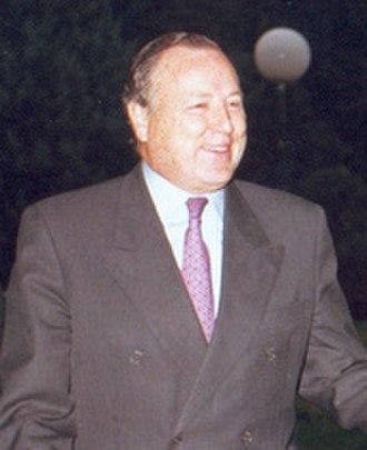 José María Álvarez del Manzano - José María Álvarez del Manzano