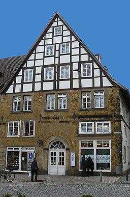 Ältestes Haus Bielefeld