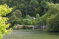 Écluse sur le Loir - Fréteval (Loir-et-Cher).jpg