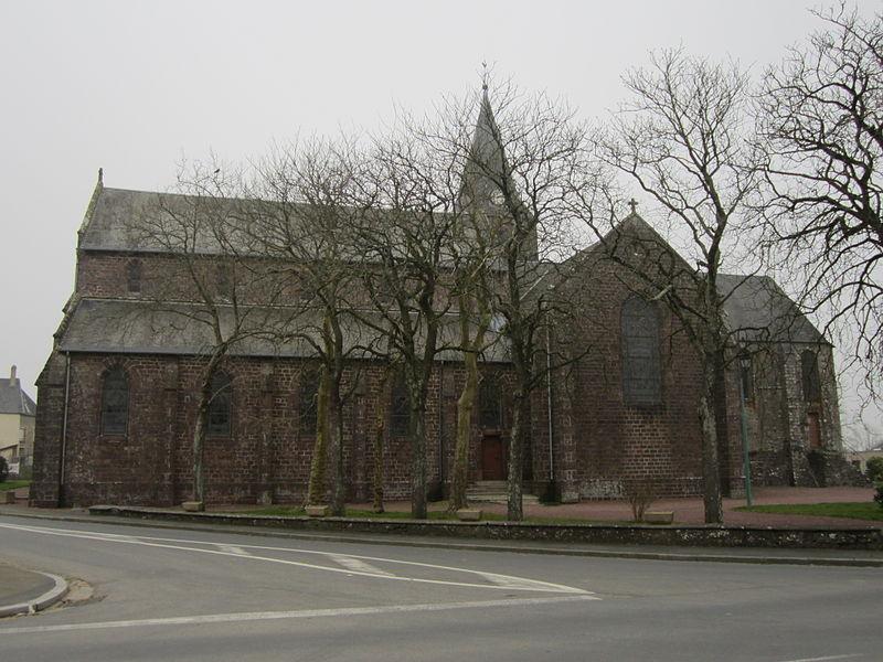 église de fr:Saint-Denis-le-Gast