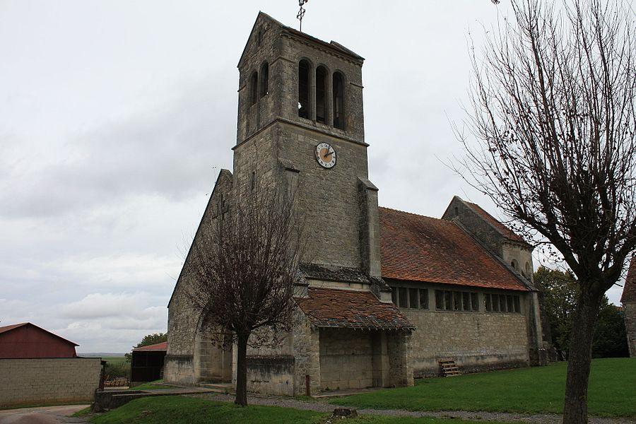 Église Saint-Rémi d'Hautevesnes