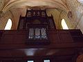 Étretat Liebfrauenkirche Orgel 2012.JPG
