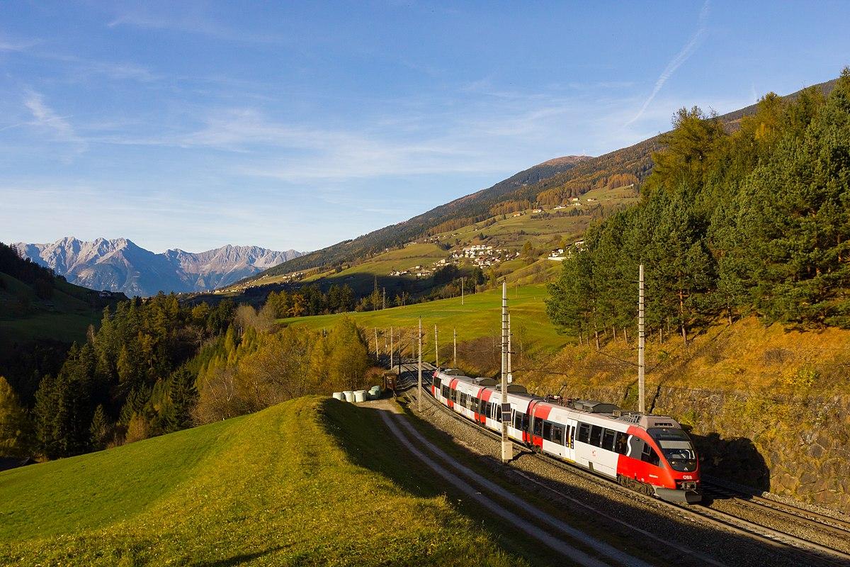 Brenner Railway - Wikipedia