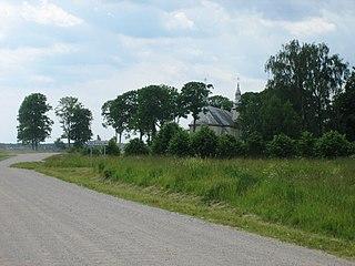 Šešuoliai Town in Lithuania