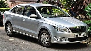 Škoda Rapid (India) Motor vehicle