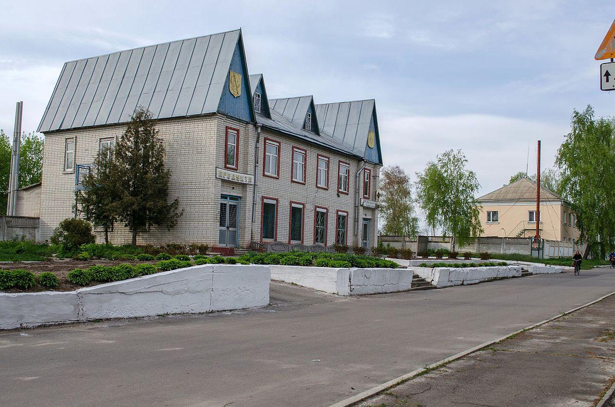 украина, черниговская область, прилуки схема школ