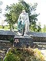 Братська могила радянських воїнів, с. Вершина Друга, біля клубу, Більмацький район, Запорізька обл.jpg