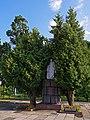 Братська могила радянських воїнів на кладовищі Грабник в Рівному P1080234.JPG