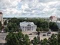 Владимир, площадь Ленина - ДК ВТЗ - panoramio.jpg