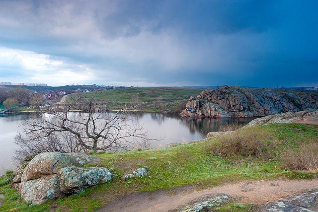Дніпровські Пороги, © Alexey Tolmachov, CC-BY-SA 4.0