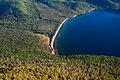 Губа Аяя, Вид с северной скалы.jpg