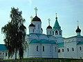 Двор Преображенского монастыря.JPG