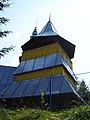 Дзвіниця Миколаївської церкви у с. Присліп.JPG