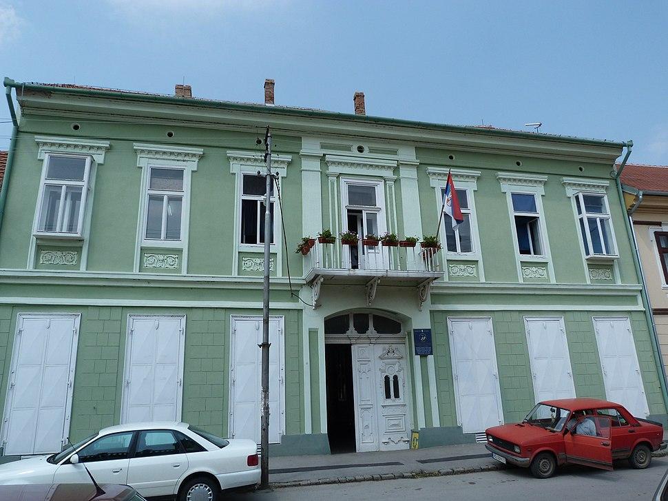 Зграда Историјског архива у Белој Цркви