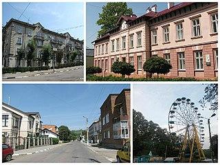 Kalush, Ukraine Urban locality in Ivano-Frankivsk Oblast, Ukraine
