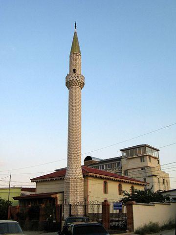 Мечеть Юхари-Джамі