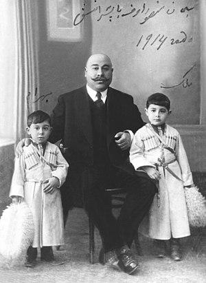Bahram Mansurov