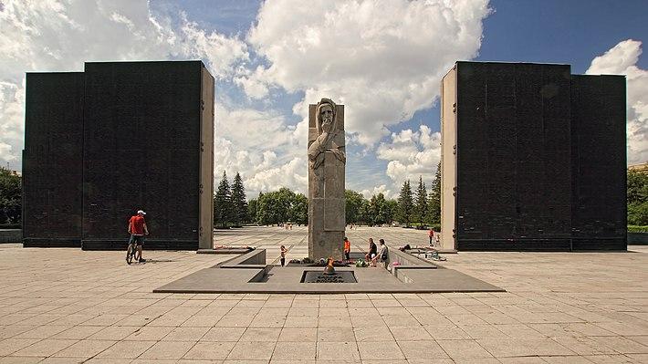 Монумент Славы (Новосибирск)