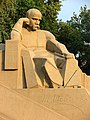 Пам'ятник Т. Г. Шевченку,Полтава DSC03660 01.JPG