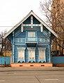 Погодинская изба, Москва, Россия.jpg
