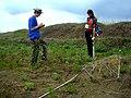 Проведение радиометрических замеров на местонахождении верхнемеловой фауны в Оренбургской области.jpg