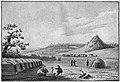 Стоянка декабристов на пути в Петровский завод. 1830 г..JPG