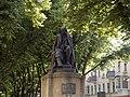 Украина, Полтава - Памятник Гоголю.jpg