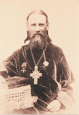 Иоанн Кронштадтский в Харькове. 1890 год. Фото А. Федецкого