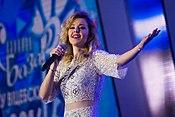 Юлианна Караулова на Europa Plus TV. Hit Non Stop в Витебске 2016