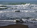 انرژی موج، ساحل دریای خزر، ساحل محمود آباد 01.jpg