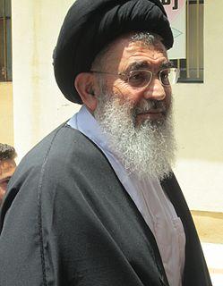 Seyed Ali Asghar Dastgheib Iranian cleric