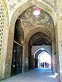 مسجدجامع اصفهان-1-دالان ورودی واقع در ایوان شمالی.jpg