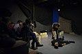 نمایش هملت در قم به کارگردانی علی علوی و گروه تئاتر گاراژ به روی صحنه رفت hamlet Garage Theater qom 05.jpg