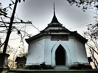 Tha Maka District District in Kanchanaburi, Thailand